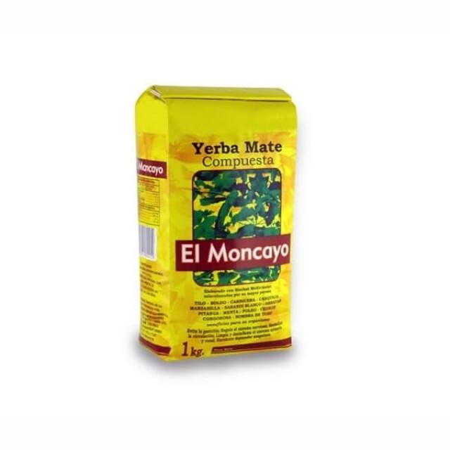 Yerba mate Moncayo origen Uruguay