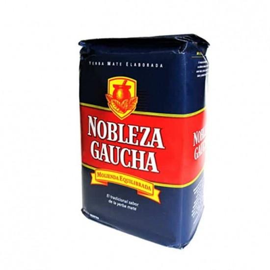 Yerba Mate Nobleza Gaucha Azul 500gr
