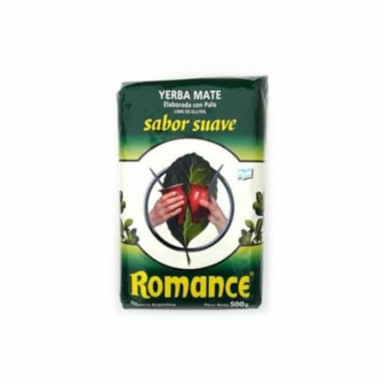 Yerba Mate Romance Sabor Suave 500 gr