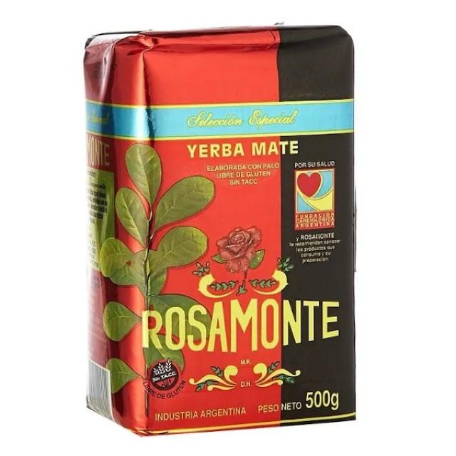 Yerba Mate Rosamonte Especial 500gr