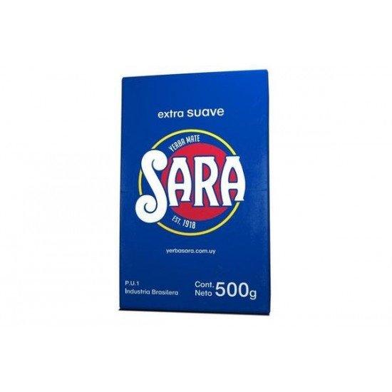 Yerba Mate Sara Extra Suave 500 Gramos