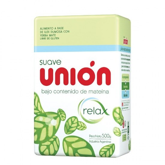 Yerba Mate Union Relax 500gr