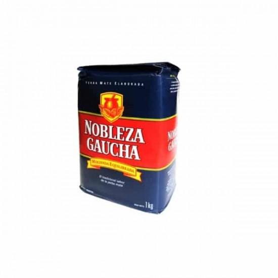 Yerba Nobleza Gaucha Azul 1 Kg