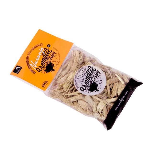 Aromatic Chips de Naranjo para Ahumar Barbacoas