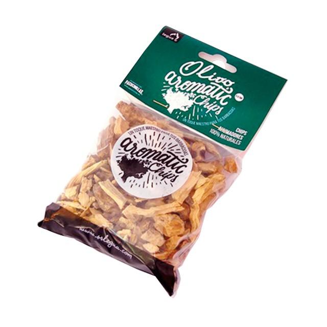 Aromatic Chips de Olivo para Ahumar Barbacoas