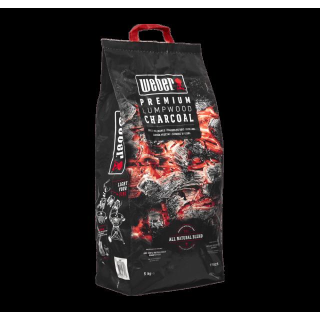 Carbón Vegetal Weber Premium