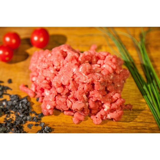 Carne Picada fresca del día de Bife de Vacío