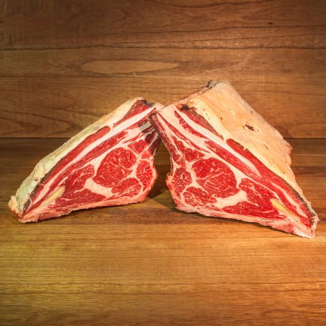 Chuletón de Vaca Frisona Girona Madurado de más 30 días Dry Aged