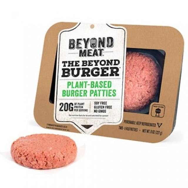 Hamburguesas Vegetarianas Beyond Burger Pack 2 Unidades