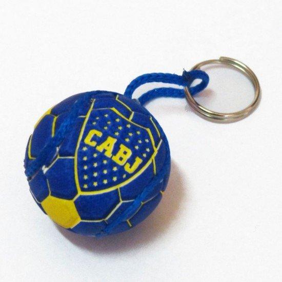 Llavero Argentino Pelota Boca Juniors
