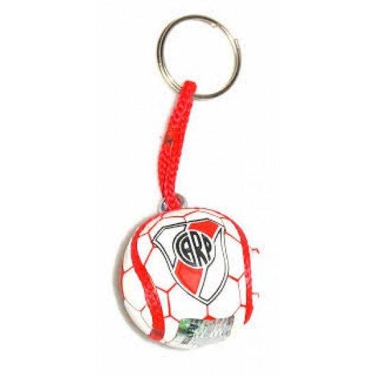Llavero Argentino Pelota River Plate