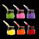 Mate Mathienzo de Silicona Colores Variados