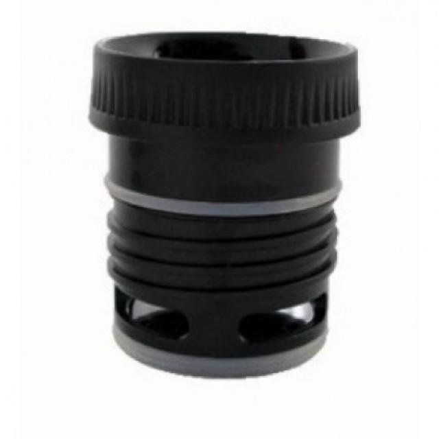 Tapa Tapón Color Negro Cebador Matero Adaptado para Termos Stanley