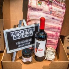 Packs y Regalos de  Maridaje Argentinos en Cajas