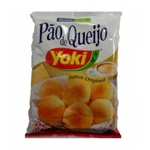 Pan de Queso Yoki Brasil