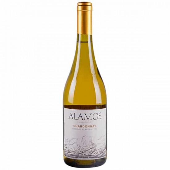 Alamos Chardonnay Vinos de Argentina