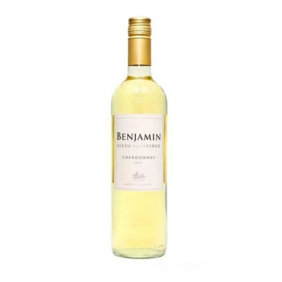 Vino Benjamín Nieto Chardonnay