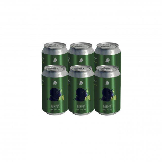 SixPack Cerveza Bierhaus IPA SuperStar Receta Argentina
