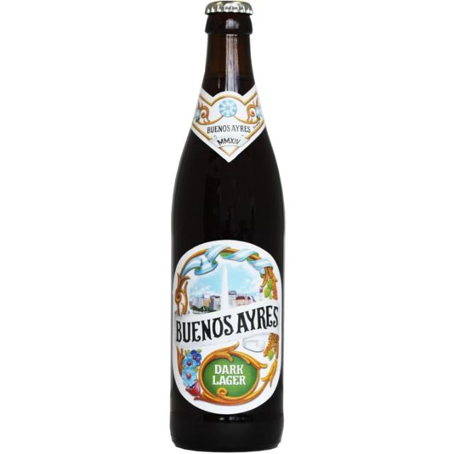 Cerveza Buenos Ayres Dark Lager 500 ml