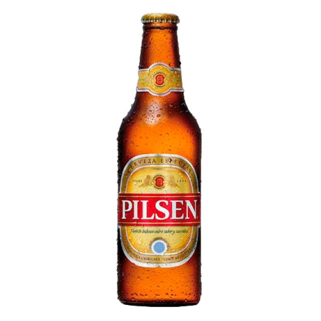 Cerveza Pilsen Uruguay 330ml
