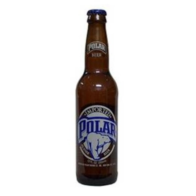 Cerveza Polar Venezolana