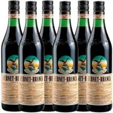 Fernet Branca Oferta en Cajas de 6 Botellas
