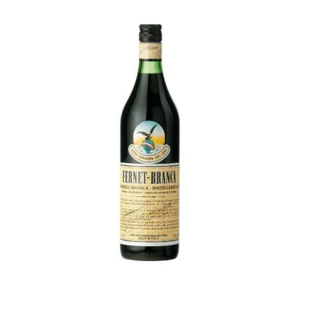 Fernet Branca origen Argentino