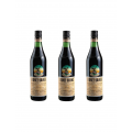 Ofertas Vinos, Sidra Real y Fernet Branca Pack de 3 Botellas