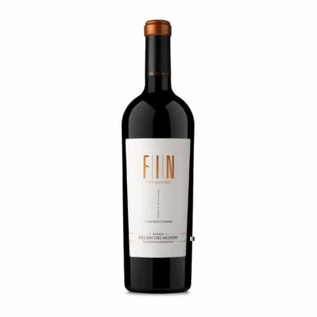 Fin Cabernet Franc Single Vineyard del Fin del Mundo