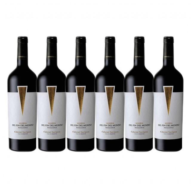 Fin Del Mundo Reserva Malbec Oferta Caja 6 Botellas