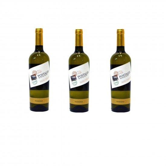 Postales del Fin del Mundo Chardonnay Oferta 3 Botellas