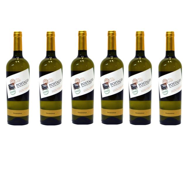 Postales del Fin del Mundo Chardonnay Oferta 6 Botellas
