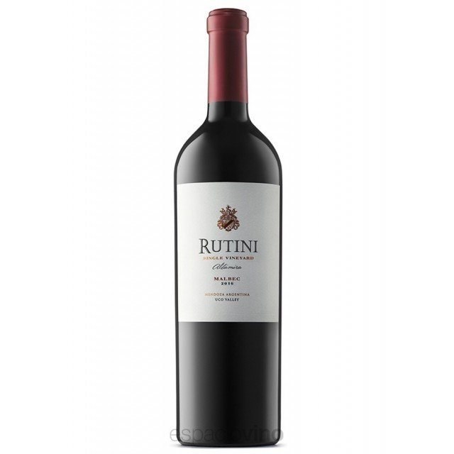 Rutini Malbec Altamira Single Vineyards Magnum 1,5 Litros en Caja de Madera