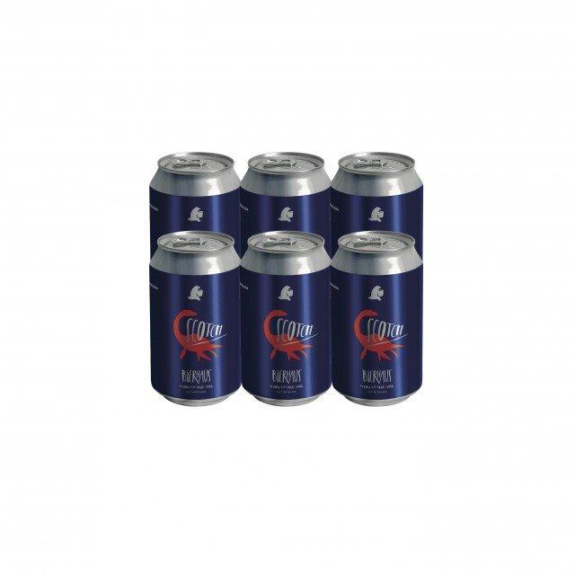 SixPack Cerveza Bierhaus Scotch Ness Receta Argentina