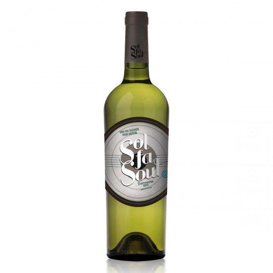 Sol Fa Soul Torrontes White Wine Argentina
