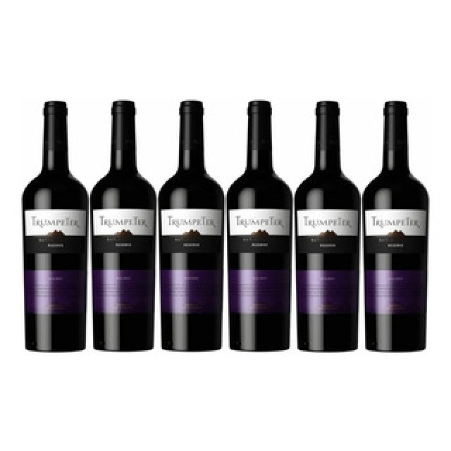 Trumpeter Reserva Malbec de Rutini Wines Caja de 6 Botellas