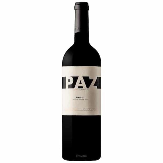Vino Paz Malbec Argentino
