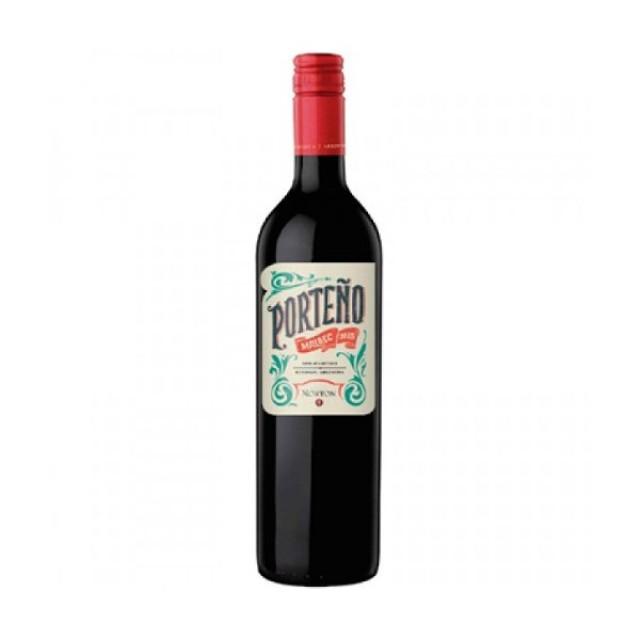 Vino Porteño Malbec Argentina
